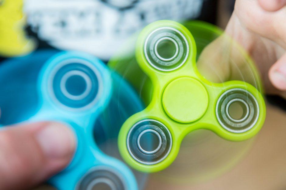 Fidget Spinner ou Hand Spinner